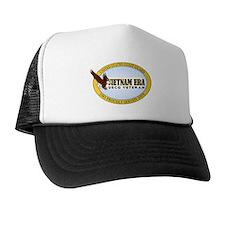 Vietnam Era Vet USCG Trucker Hat