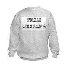 TEAM LILLIANA T-SHIRTS Jumpers