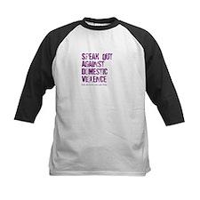 Purple Speak Out! Tee