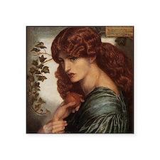 Dante Gabriel Rossetti Proserpine Square Sticker 3