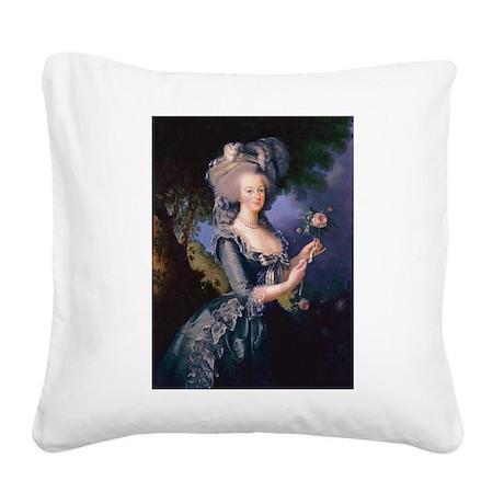 Louise Elisabeth Marie Antoinette Square Canvas Pi