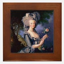 Louise Elisabeth Marie Antoinette Framed Tile