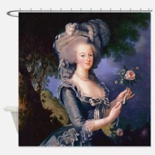 Louise Elisabeth Marie Antoinette Shower Curtain