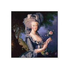 Louise Elisabeth Marie Antoinette Square Sticker 3