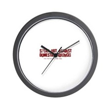 Maroon Speak Out! Wall Clock