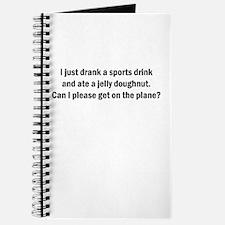 Sports Drink Journal