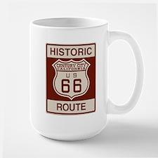 Century City Historic Route 66 Large Mug