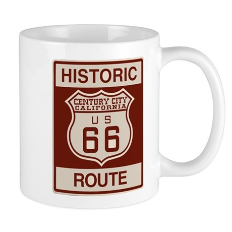 Century City Historic Route 66 Mug