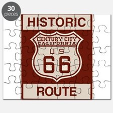 Century City Historic Route 66 Puzzle