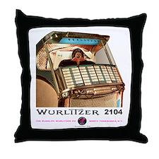 2104 Throw Pillow