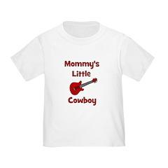 Mommy's Little Cowboy T