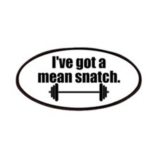 Mean Snatch Patches