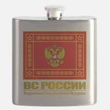 Russian Armed Forces Flag Flask