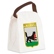 Irkutsk COA Canvas Lunch Bag