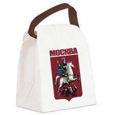 Moscow COA.png Canvas Lunch Bag
