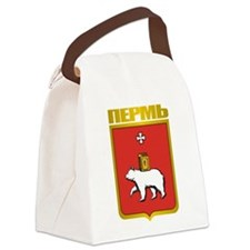Perm COA Canvas Lunch Bag