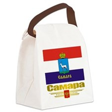 Samara Flag Canvas Lunch Bag