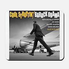 Barack Obama COOL STRUTTIN' Jazz Album Cover Mouse