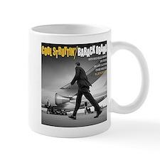 Barack Obama COOL STRUTTIN' Jazz Album Cover Mug
