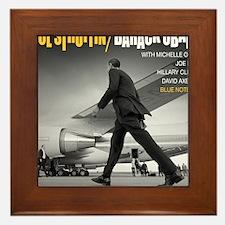 Barack Obama COOL STRUTTIN' Jazz Album Cover Frame