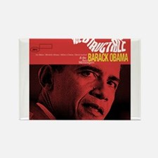 Barack Obama INDESTRUCTIBLE Jazz Album Cover Recta