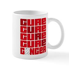 CURE Retinoblastoma Collage Mug