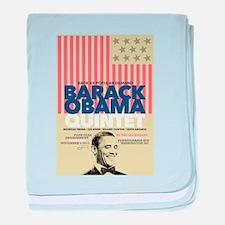 Barack Obama Mock Jazz Concert Poster NOVEMBER 6 b