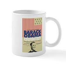Barack Obama Mock Jazz Concert Poster NOVEMBER 6 M