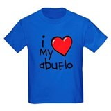 Abuelo Kids T-shirts (Dark)