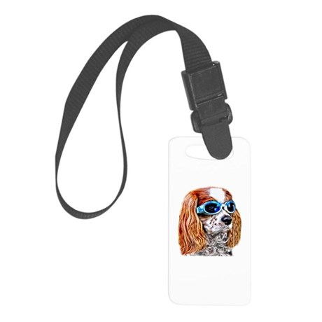 Cool Dex Small Luggage Tag