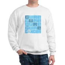 CURE Prostate Cancer Collage Sweatshirt