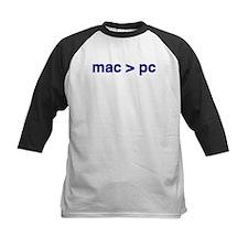 mac > pc - Tee