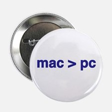 mac > pc - Button
