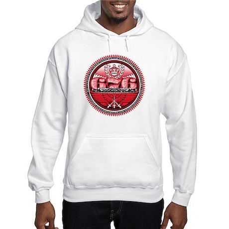 676 Official Unity Seal Hooded Sweatshirt
