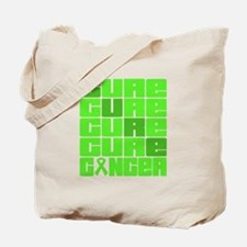 CURE Non-Hodgkins Lymphoma Collage Tote Bag