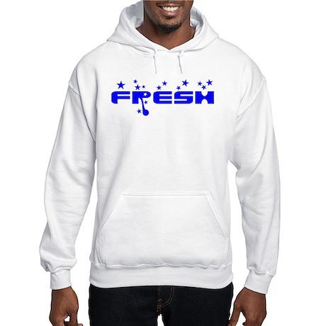 Fresh OldSkool Hooded Sweatshirt