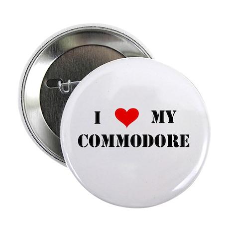 "Commodore 2.25"" Button (10 pack)"
