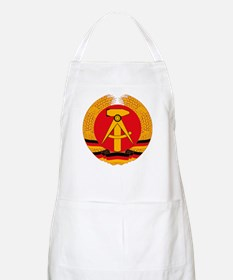 East German Coat of Arms BBQ Apron