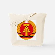 East German Coat of Arms Tote Bag