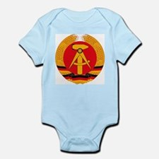 East German Coat of Arms Infant Creeper