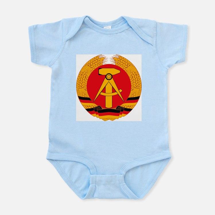 East German Coat of Arms Infant Creeper