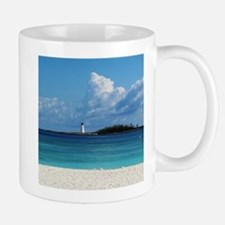 Nassau Bahamas Beach Lighthouse Mug