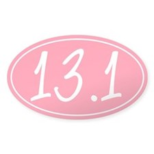 Pink 13.1 Decal