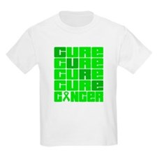 CURE Lymphoma Collage T-Shirt