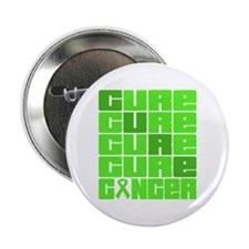 "CURE Lymphoma Collage 2.25"" Button"