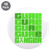 """CURE Lymphoma Collage 3.5"""" Button (10 pack)"""