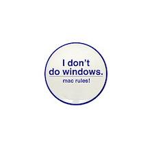 Mac Rules - Mini Button
