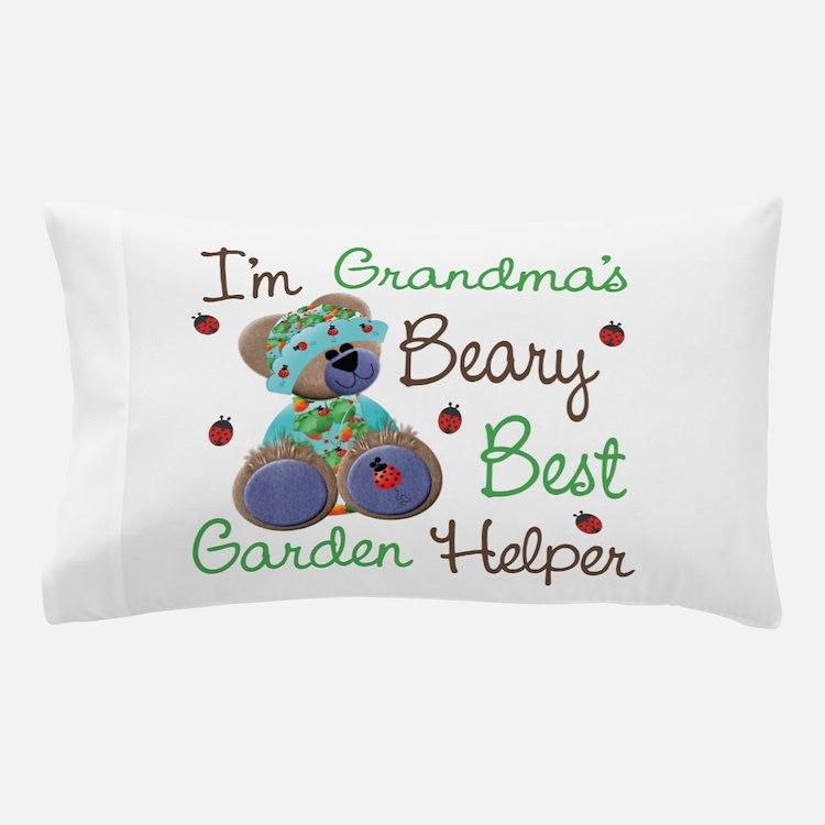 Grandma's Garden Helper Pillow Case