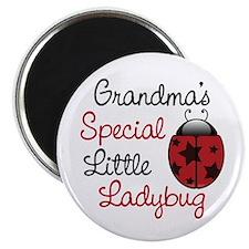 """Grandma's Ladybug 2.25"""" Magnet (10 pack)"""