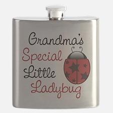 Grandma's Ladybug Flask